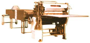 varnishing machine